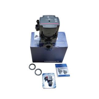 Grundfos ALPHA1 L Circulator Pump Front Picture Box Contents