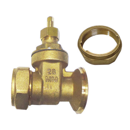 Grant Isolation Valve, 28mm, MPCBS78 Front