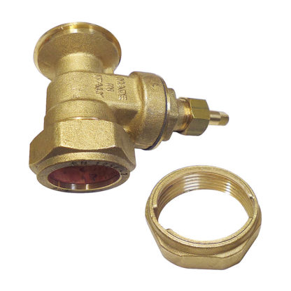 Grant Isolation Valve, 28mm, MPCBS78 Side View
