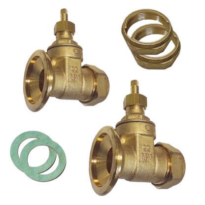 Grant Pump Valve Pair 22mm MPCBS69 Reverse View