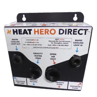 Heat Hero Direct, Front Aspect Photo