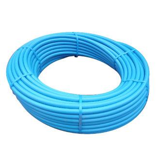 MDPE Blue Pipe