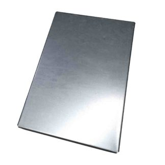 Galvanised Cold Water Storage Tank Lid, 10 Gallon (1)