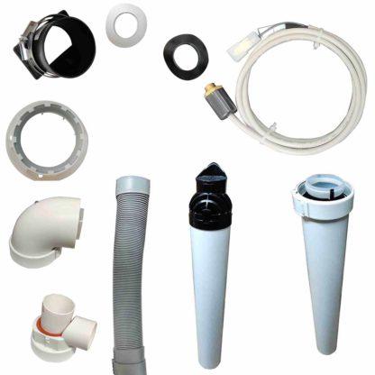 Warmflow HBF HE High Level Flue Kit HBF (1)