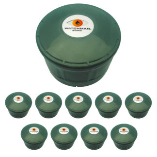 Sonic Watchman Oil Monitor Alarm 10 Pack