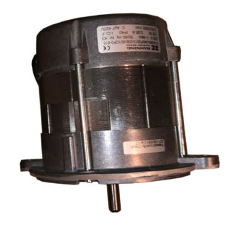 BURNER MOTOR 125W KPL RES.DEL (NO BOX) +CABLE 12086601 (1)