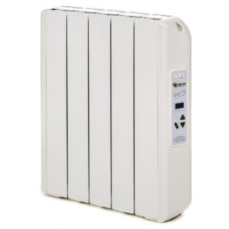 farho 550w digitally controlled ecogreen heater (white)