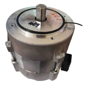 Elco Motor and Capacitor 65327232 Top Photo
