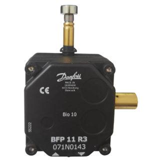 Elco Oil Pump (no coil) 65327227 Front Photo