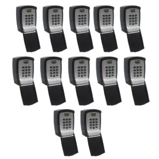Sentinel Push Button Key Safe - Pack of 12 Photo