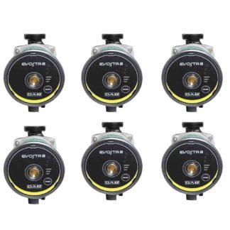 DAB Evosta Circulating Pump, 40-70/130, ARated - Packof6