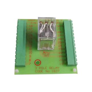 Warmflow Printed Circuit Board (PCB) & 11 Pin Relay