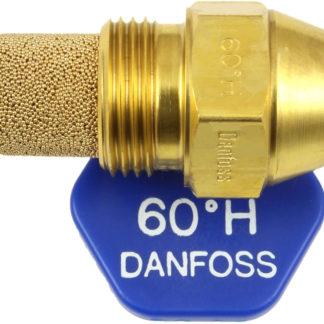 Danfoss Oil Nozzle 0.30 x 60º H
