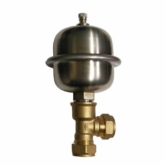 Altecnic Reflex Shock Arrestor and Tee 0.16L PV016C