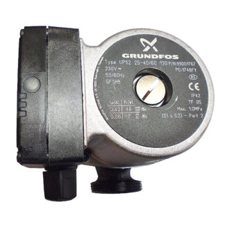 Turco Boiler Central Heating Pump Front Picture