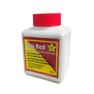 Uni-Red Jointing Compound (250ml) Front Photo