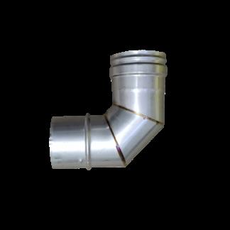 Firebird 90° Plume Dispersal Bend Front Photo