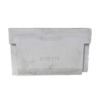 Rayburn Supreme / Nouvelle Left Side Brick, R1658 Front Photo