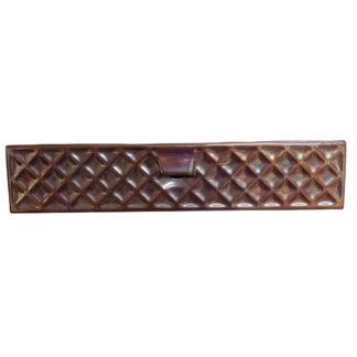 """Grant Queenstar 18"""" Ash Pit Door, Copper Lustre Front Photo"""
