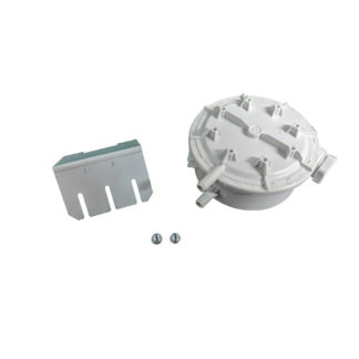 Ariston Air Pressure Switch With Mounting Plate and Screws Photo