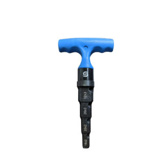 Reaming Tool For Press Fittings Ratchet 16mm-32mm Front Photo