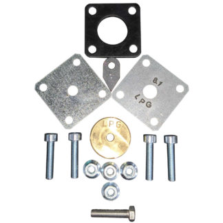 Ecoflam Max Gas LPG Kit Full Contents