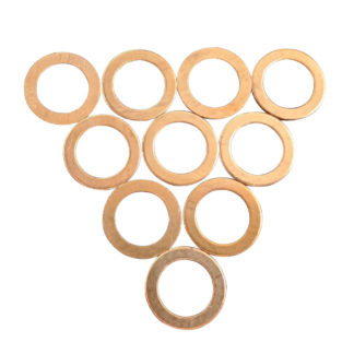 Riello RL / Press / R40 Washer Seal, 10 Pack Front Photo