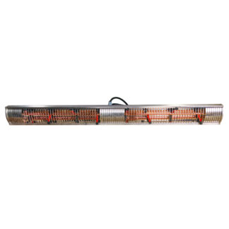 Ideal Elements Infrared Patio Heater, 3kW Front Photo